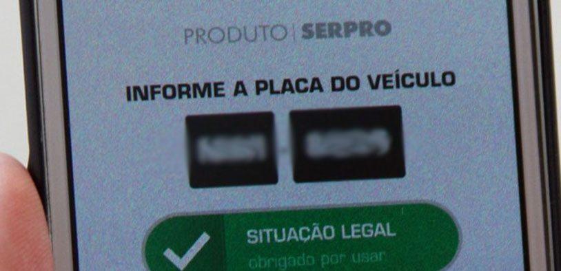 CheckPlaca
