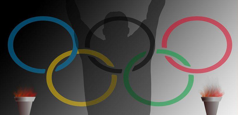Jogos olímpicos Rio 2016 atlético e digital