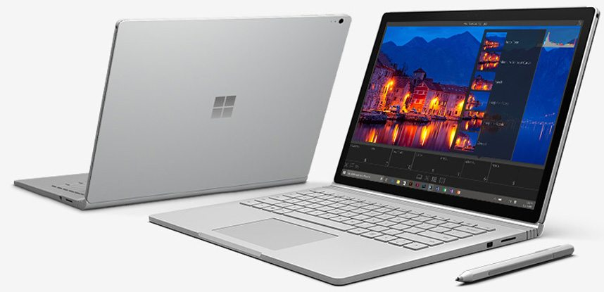 Microsoft entra no mercado de notebook e lança o Surface Book