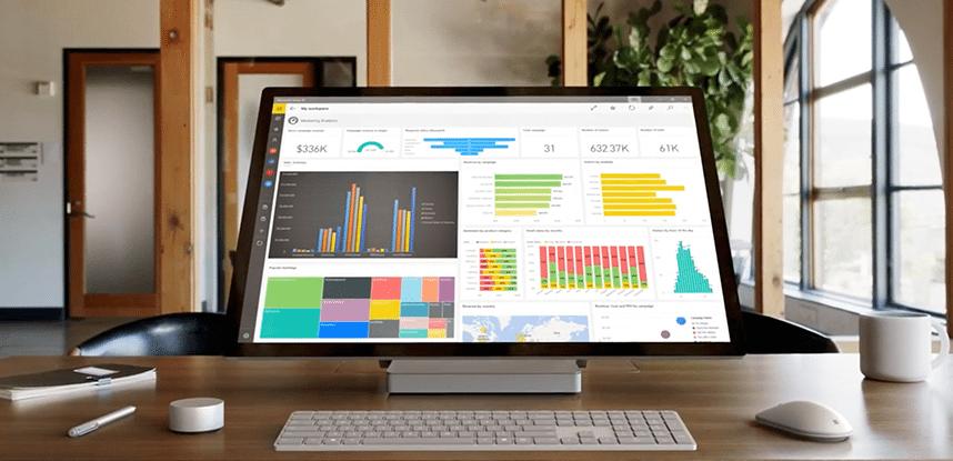 Surface Studio Criação 2