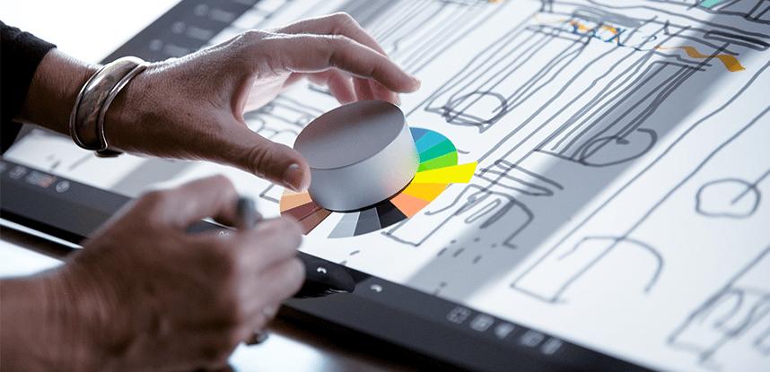 Surface Studio Criação