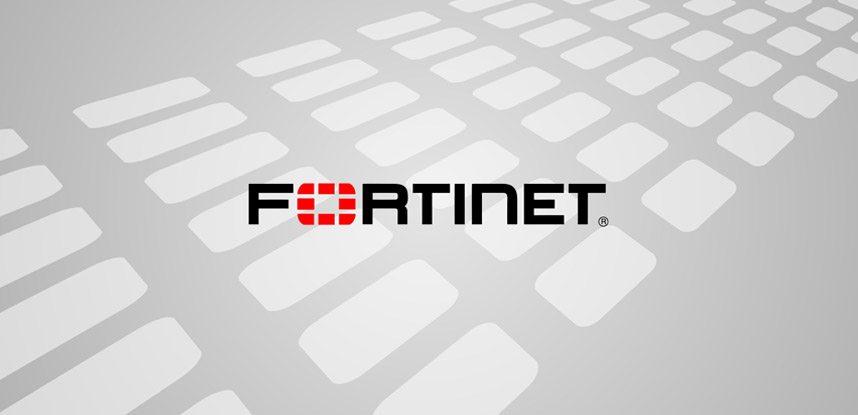fortinet fornece segurança de rede